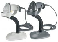"""Лазерный сканер Zebra (SYMBOL) LS 2208 """"Cobra"""" ручной одноплоскостной с подставкой"""