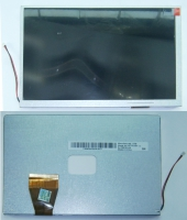 LCD Display 7,0 A070VW04 V0 AUOptronics (800*480) LED Глянцевая